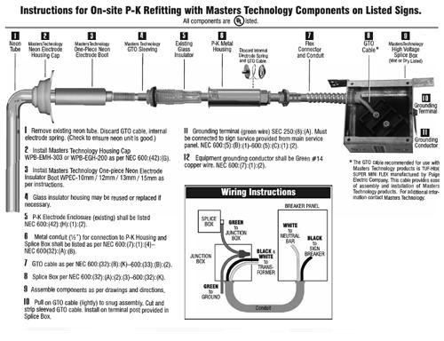 pk wiring system EVO Wiring-Diagram