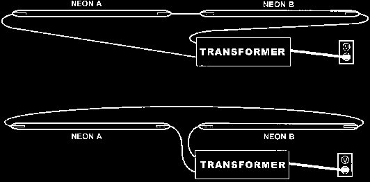 Neon Transformer Wiring Diagram